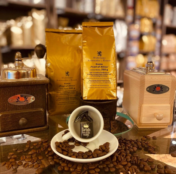 Gourmetkaffee Kenia Pearl of Africa