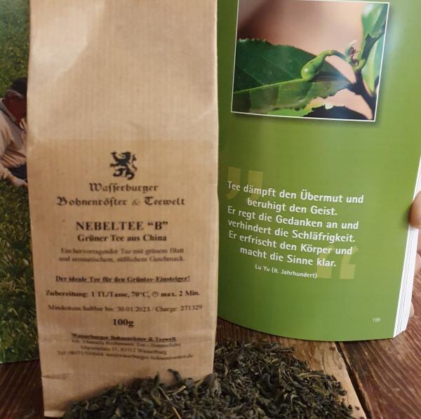 Grüner Tee - China Nebeltee
