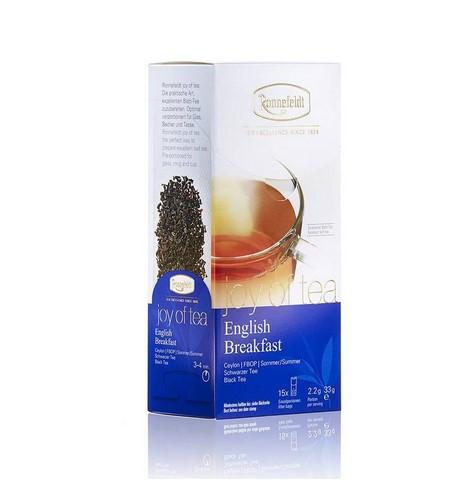 English Brakefast, Schwarzer Tee in Beutel