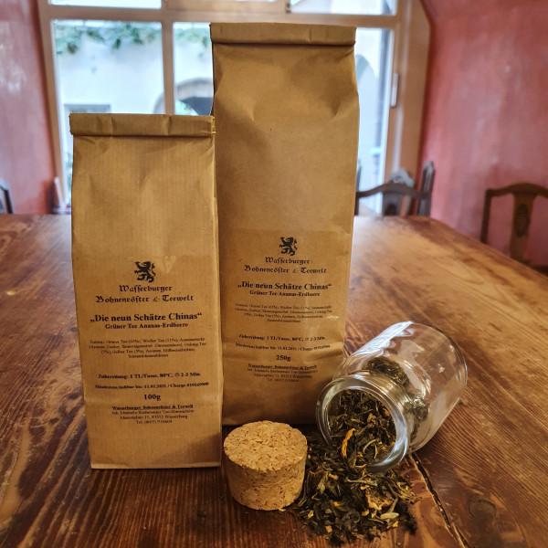 Grüner Tee - Neun Schätze Chinas