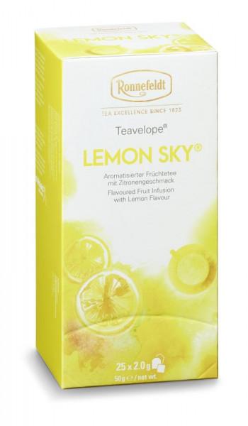 Ronnefeldt Teavelope® Lemon Sky® Früchtetee