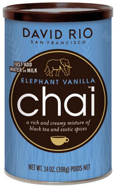 Chai Elephant Vanilla, DAVID RIO 398g