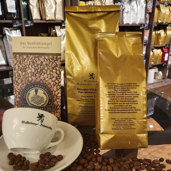 Ecuador Vilcabamba Spitzenkaffee