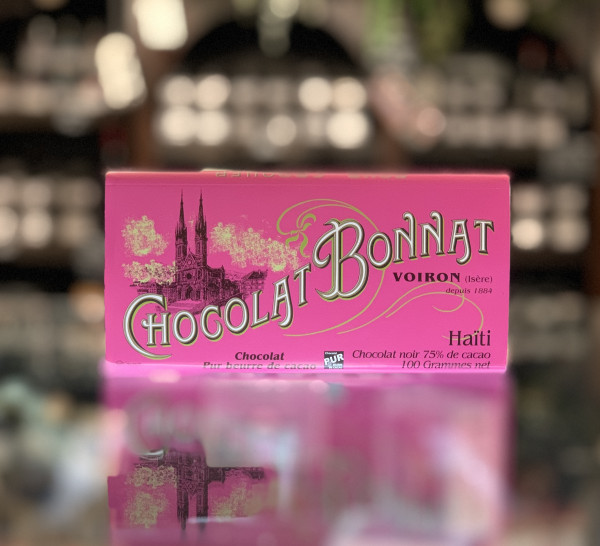Bonnat Schokolade Haiti 75%