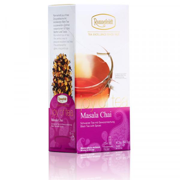 Ronnefeldt Joy of Tea® Masala Chai Schwarzer Tee