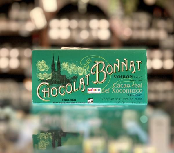 Bonnat Cacao real del Xoconuzco 75%