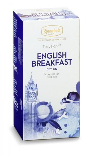 Ronnefeldt Teavelope® English Breakfast Schwarzer Tee