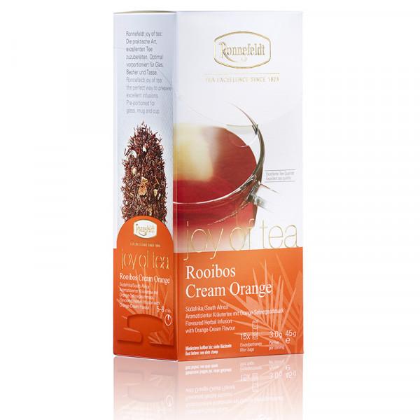 Ronnefeldt Joy of Tea® Rooibos Cream Orange