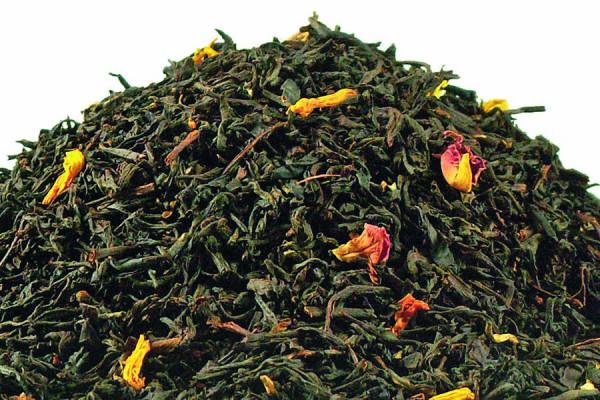 Stern des Südens Mango-Papaya, Schwarzer Tee