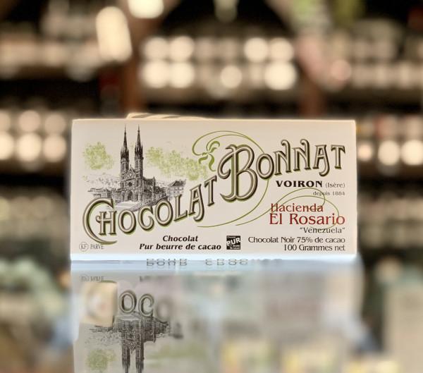 Bonnat Schokolade Hacienda El Rosario 75%