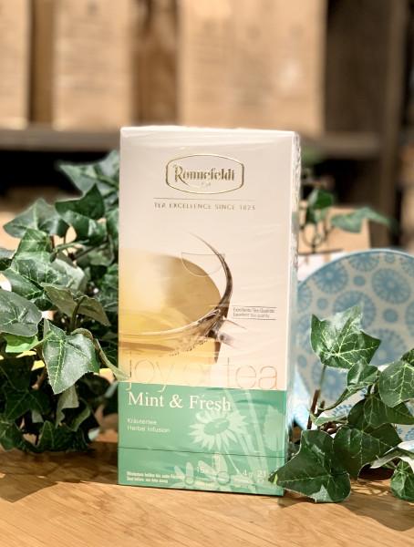 Ronnefeldt Joy of Tea® Mint & Fresh Kräutertee