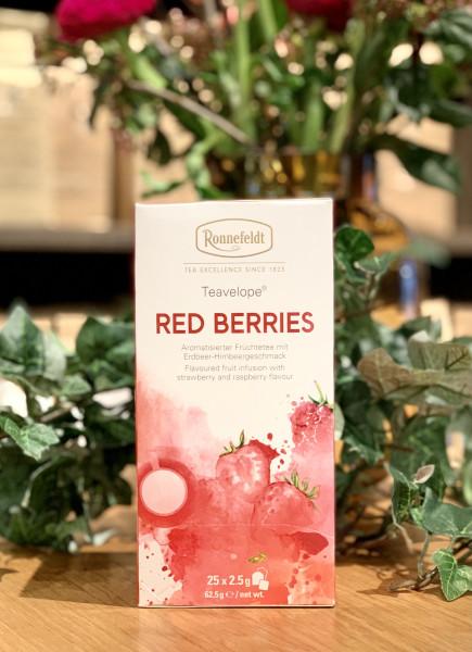 Ronnefeldt Teavelope® Red Berries