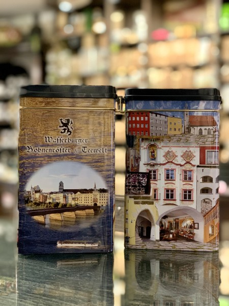 "Kaffeedose ""Wasserburg"""